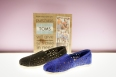 "TOMS ""Alpargata"" Moroccan cut out flat $99.00 at Twenty 5 Reid"